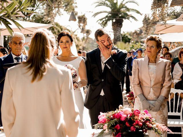 La boda de Carlus y Virginia en Santa Gertrudis De Fruitera, Islas Baleares 31