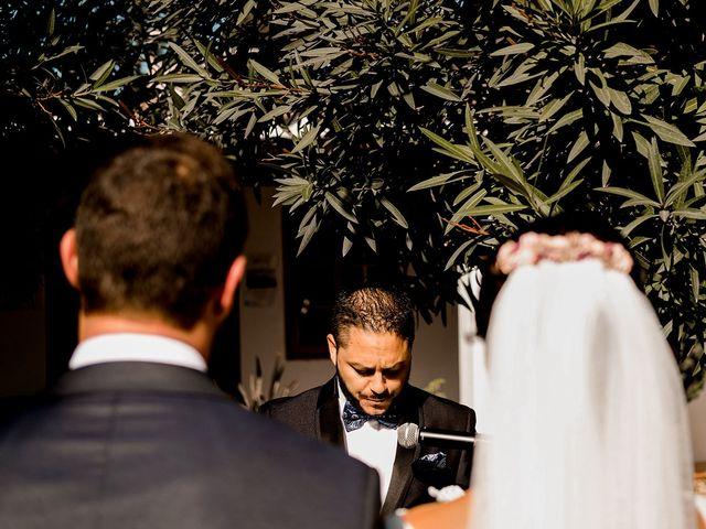 La boda de Carlus y Virginia en Santa Gertrudis De Fruitera, Islas Baleares 33