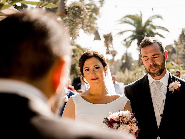 La boda de Carlus y Virginia en Santa Gertrudis De Fruitera, Islas Baleares 34