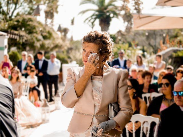 La boda de Carlus y Virginia en Santa Gertrudis De Fruitera, Islas Baleares 36