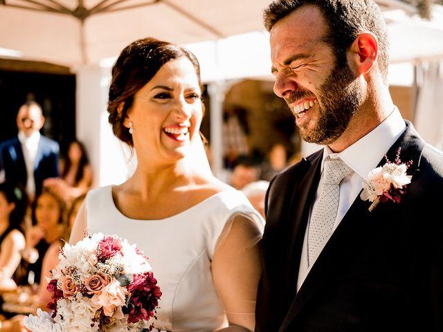 La boda de Carlus y Virginia en Santa Gertrudis De Fruitera, Islas Baleares 40