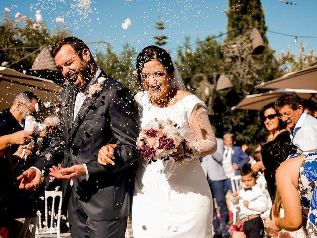 La boda de Carlus y Virginia en Santa Gertrudis De Fruitera, Islas Baleares 49