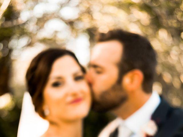 La boda de Carlus y Virginia en Santa Gertrudis De Fruitera, Islas Baleares 2