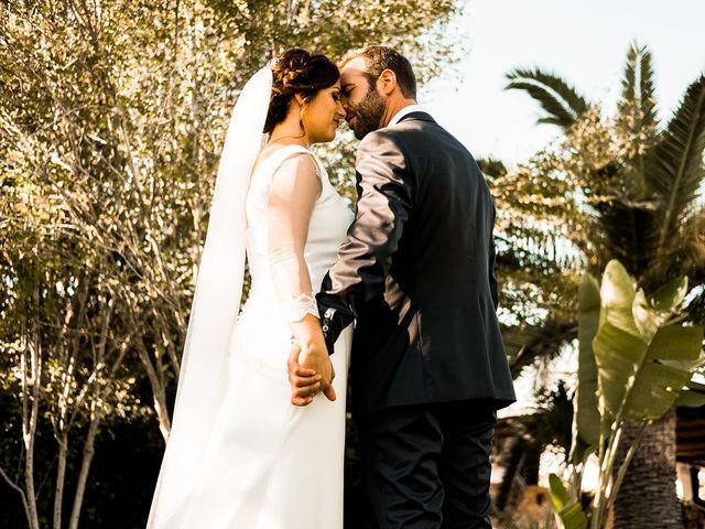 La boda de Carlus y Virginia en Santa Gertrudis De Fruitera, Islas Baleares 51