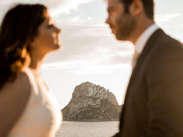 La boda de Carlus y Virginia en Santa Gertrudis De Fruitera, Islas Baleares 75