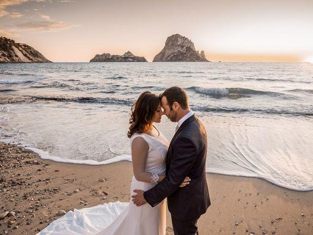 La boda de Carlus y Virginia en Santa Gertrudis De Fruitera, Islas Baleares 76
