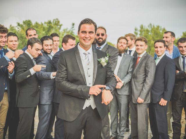 La boda de Marcos y Luciana en Portals Nous, Islas Baleares 12