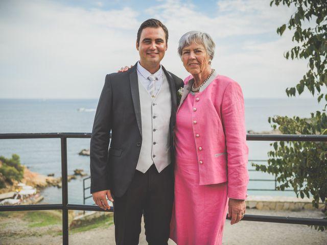 La boda de Marcos y Luciana en Portals Nous, Islas Baleares 14