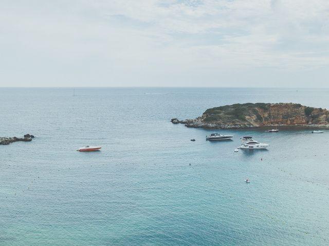 La boda de Marcos y Luciana en Portals Nous, Islas Baleares 17
