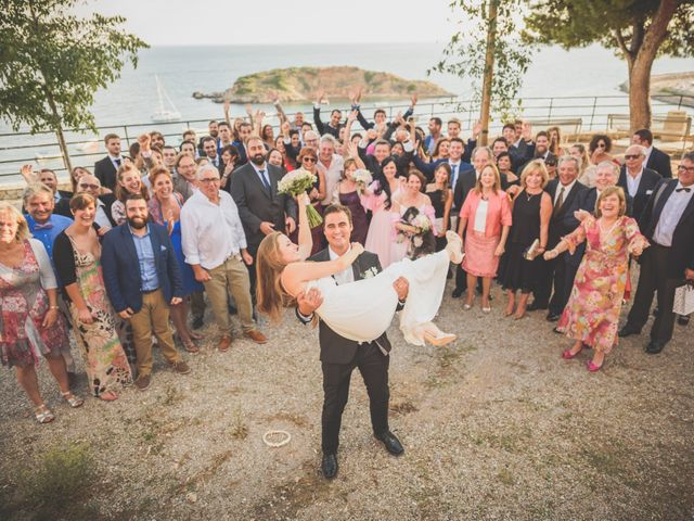 La boda de Marcos y Luciana en Portals Nous, Islas Baleares 1
