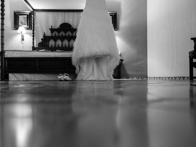 La boda de Alvar y Nerea en Siguenza, Guadalajara 6