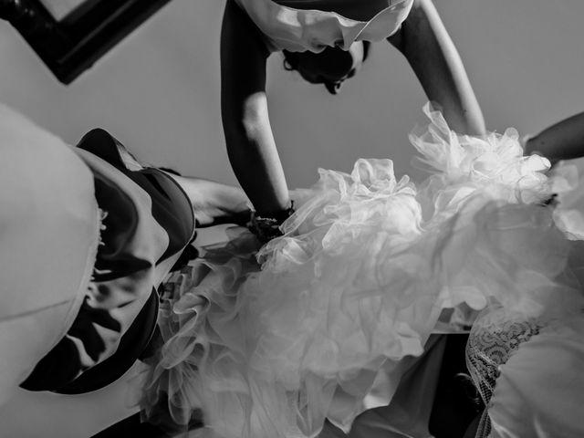 La boda de Alvar y Nerea en Siguenza, Guadalajara 7