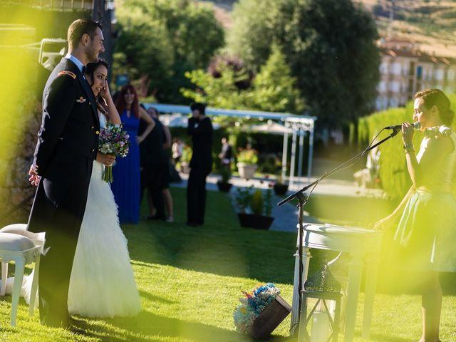 La boda de Alvar y Nerea en Siguenza, Guadalajara 20