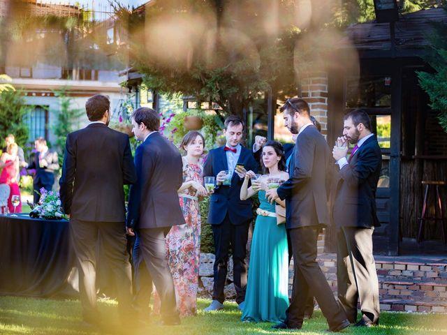 La boda de Alvar y Nerea en Siguenza, Guadalajara 22
