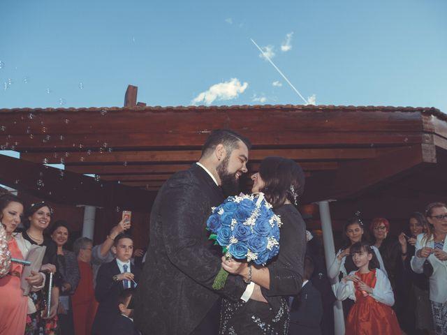 La boda de Luis y Cristina en Collado Villalba, Madrid 16