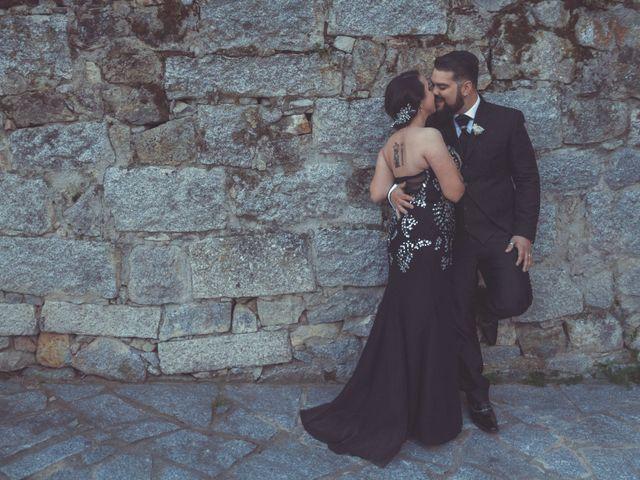 La boda de Luis y Cristina en Collado Villalba, Madrid 17