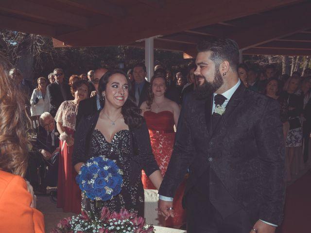 La boda de Luis y Cristina en Collado Villalba, Madrid 12