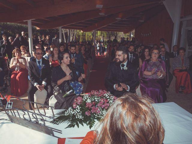 La boda de Luis y Cristina en Collado Villalba, Madrid 11