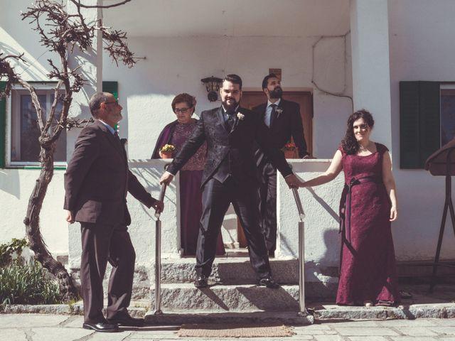 La boda de Luis y Cristina en Collado Villalba, Madrid 4