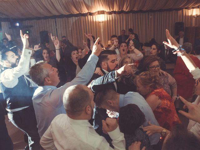 La boda de Luis y Cristina en Collado Villalba, Madrid 34