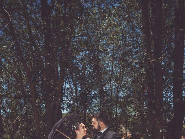La boda de Luis y Cristina en Collado Villalba, Madrid 20