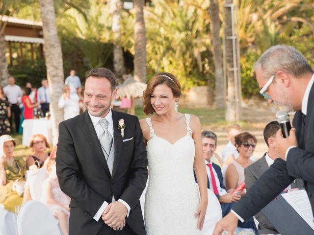 La boda de Patri y Luismi