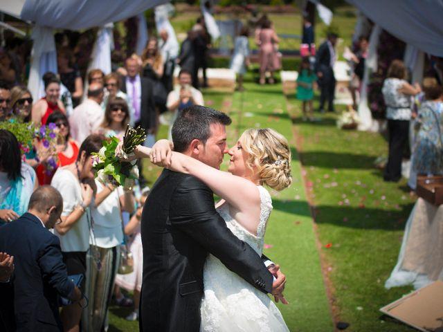 La boda de Irene y Juanma