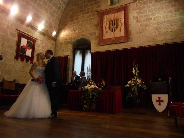 La boda de David y Davinia en Peñiscola, Castellón 3