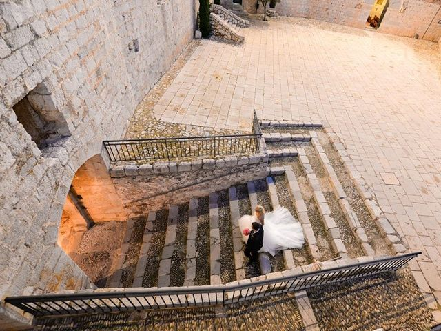 La boda de David y Davinia en Peñiscola, Castellón 1
