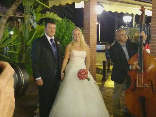 La boda de David y Davinia en Peñiscola, Castellón 2