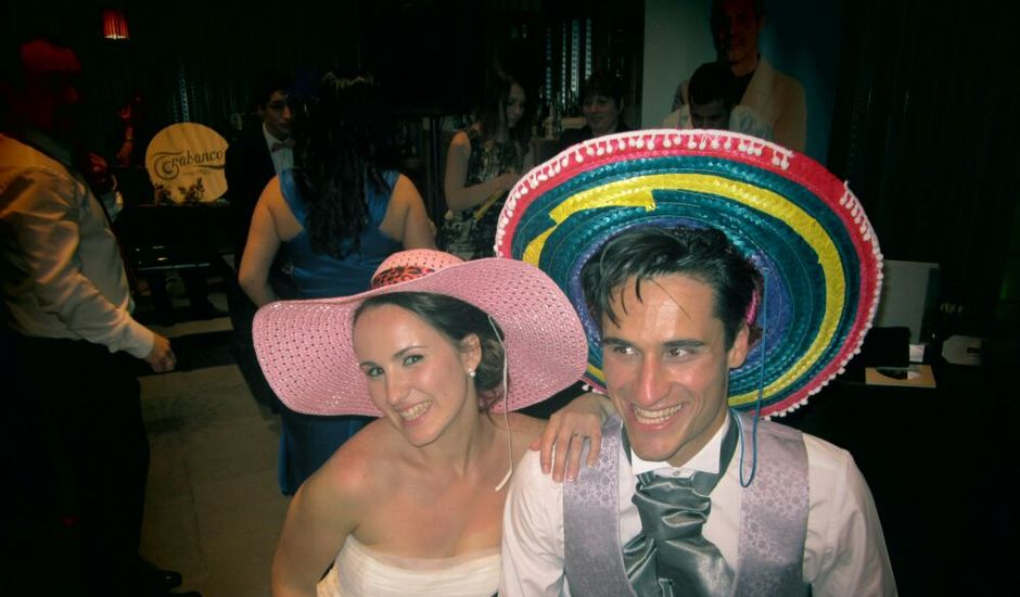 La boda de Rubén y Sabrina en Candas, Asturias