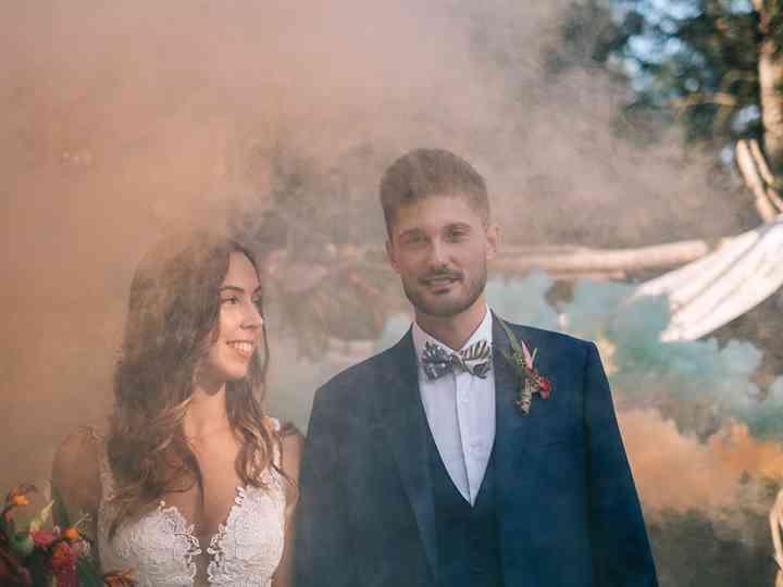 La boda de Tamara y Albert