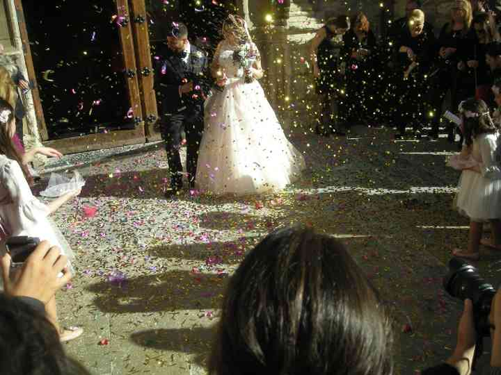 La boda de Esther y Pedro