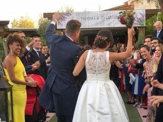 La boda de Noemi y Cristian 2