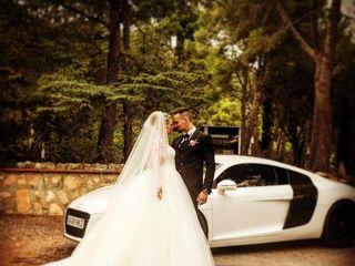 La boda de Tamara  y Nacor  1