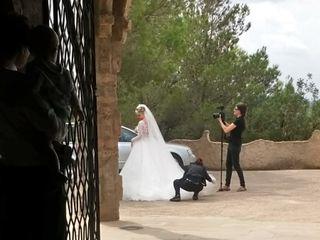 La boda de Tamara  y Nacor  2