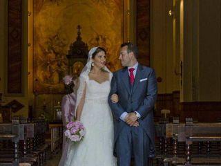 La boda de Enrique y Rocio 1