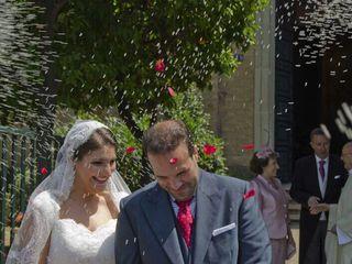 La boda de Enrique y Rocio 2