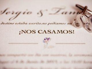 La boda de Tamara y Sergio 1