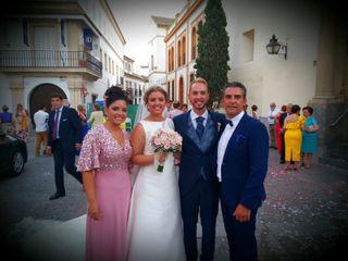 La boda de Lorena y Rafa 1