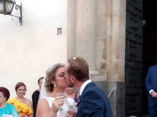 La boda de Lorena y Rafa 2