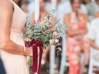 La boda de Toñi y Alan 2