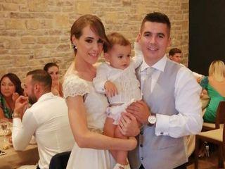 La boda de Amaia y Antonio