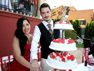 La boda de Adrian y Lisa