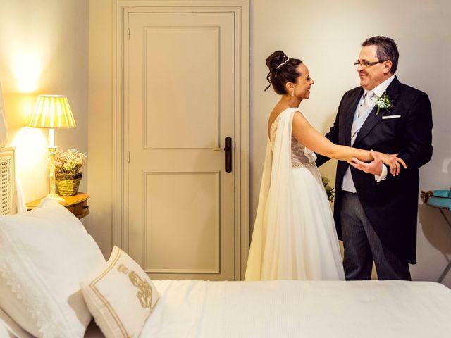 La boda de Juan y Natalia en Villanueva De La Cañada, Madrid 45