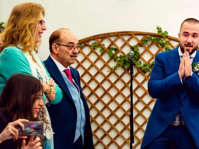 La boda de Juan y Natalia en Villanueva De La Cañada, Madrid 48