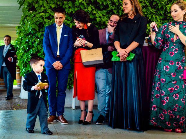 La boda de Juan y Natalia en Villanueva De La Cañada, Madrid 49