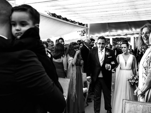 La boda de Juan y Natalia en Villanueva De La Cañada, Madrid 50