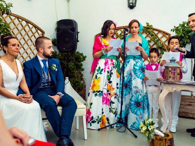 La boda de Juan y Natalia en Villanueva De La Cañada, Madrid 52