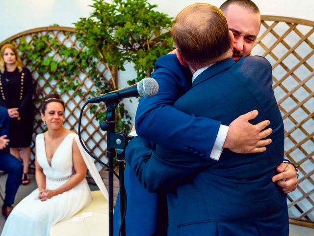 La boda de Juan y Natalia en Villanueva De La Cañada, Madrid 58